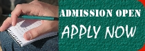 Admission Opened